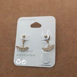Icing earrings